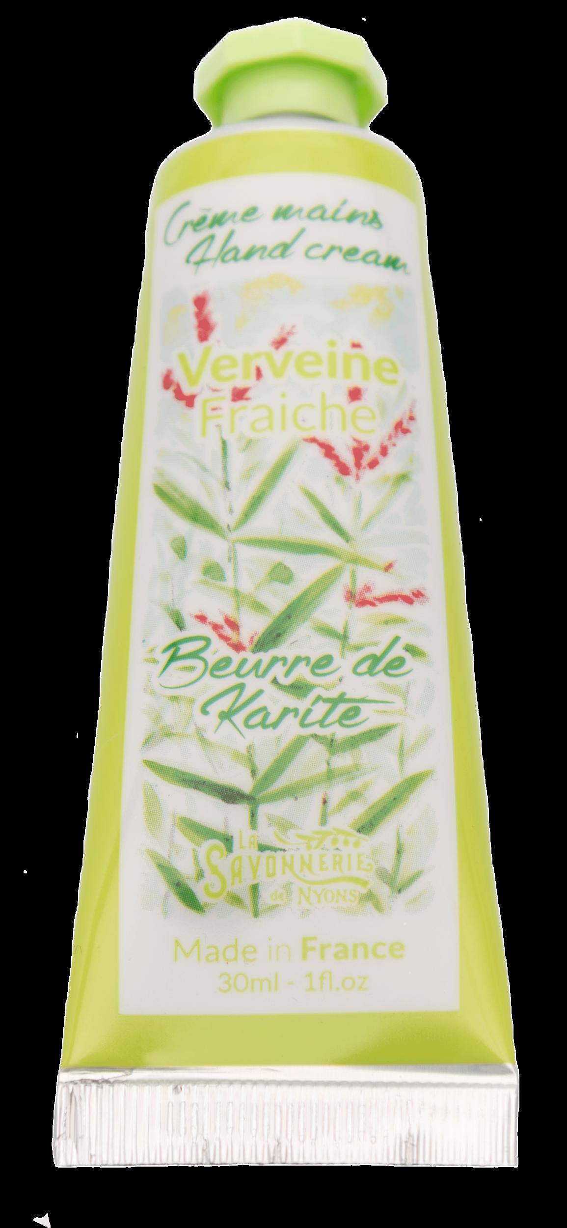 Crème Mains Aquarelle Verveine