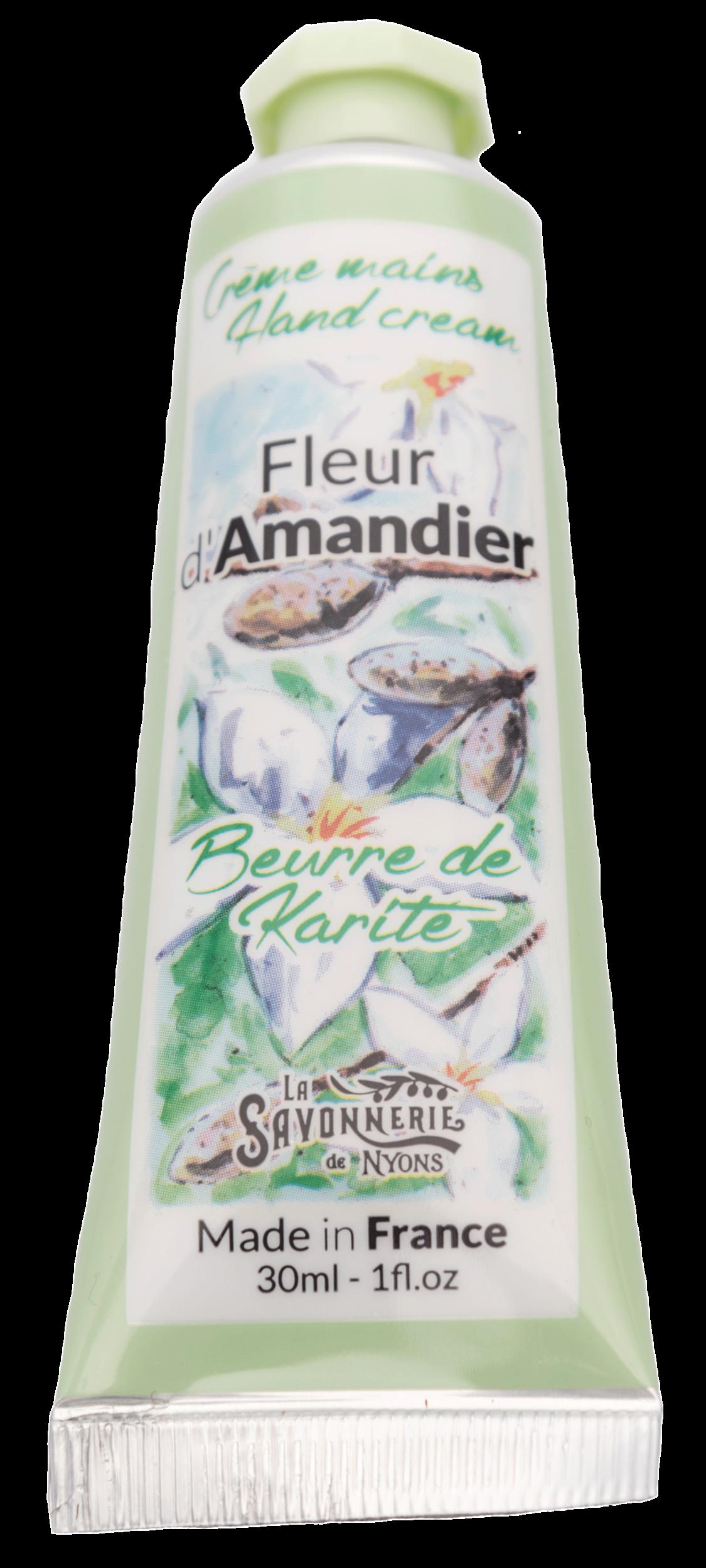 Crème Mains Aquarelle Fleur d\'Amandier 30 ml
