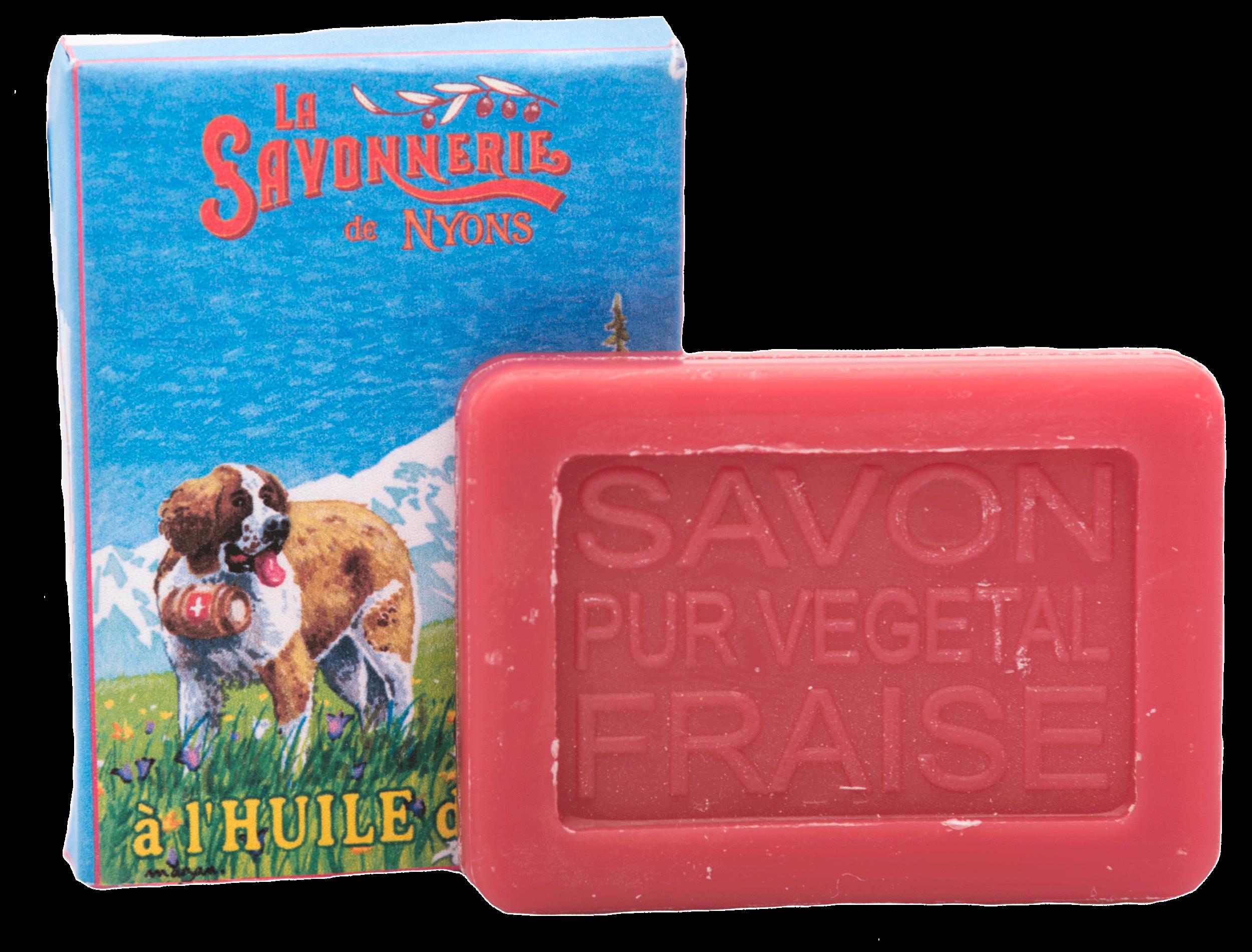 Savon d\'Invité 25 g Saint-Bernard