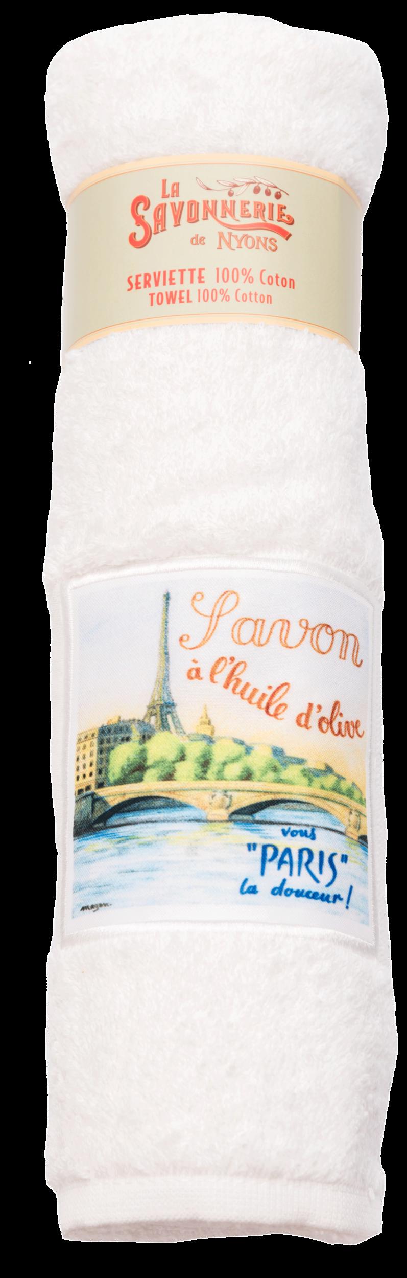 Serviette La Seine