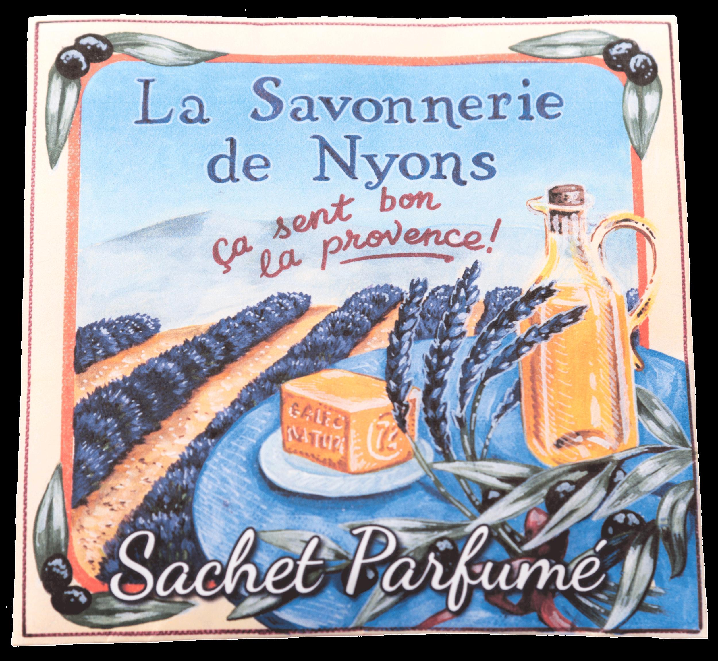 Sachet Parfumé Champ de Lavande - Lavande