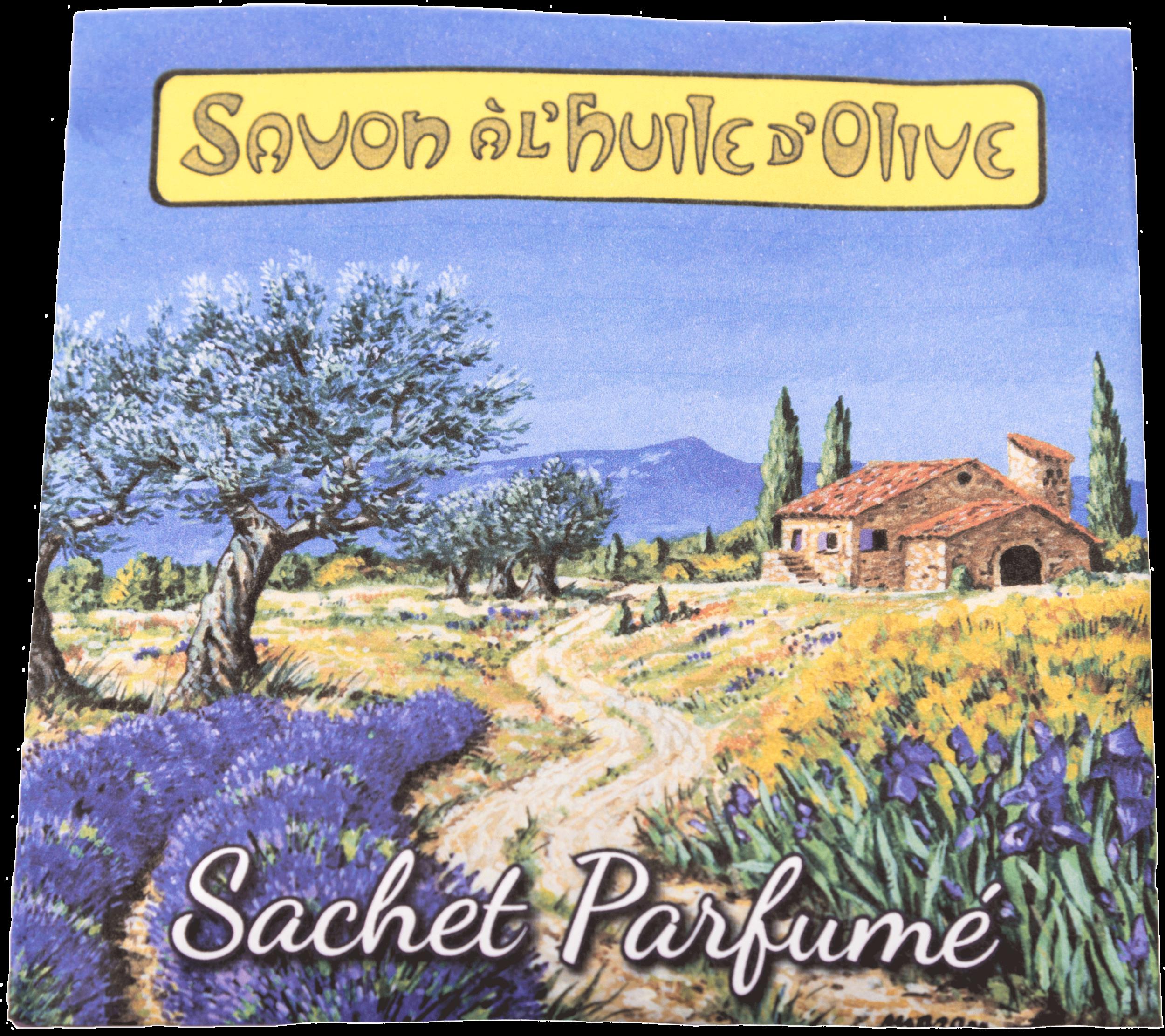 Sachet parfumé Provence à la lavande
