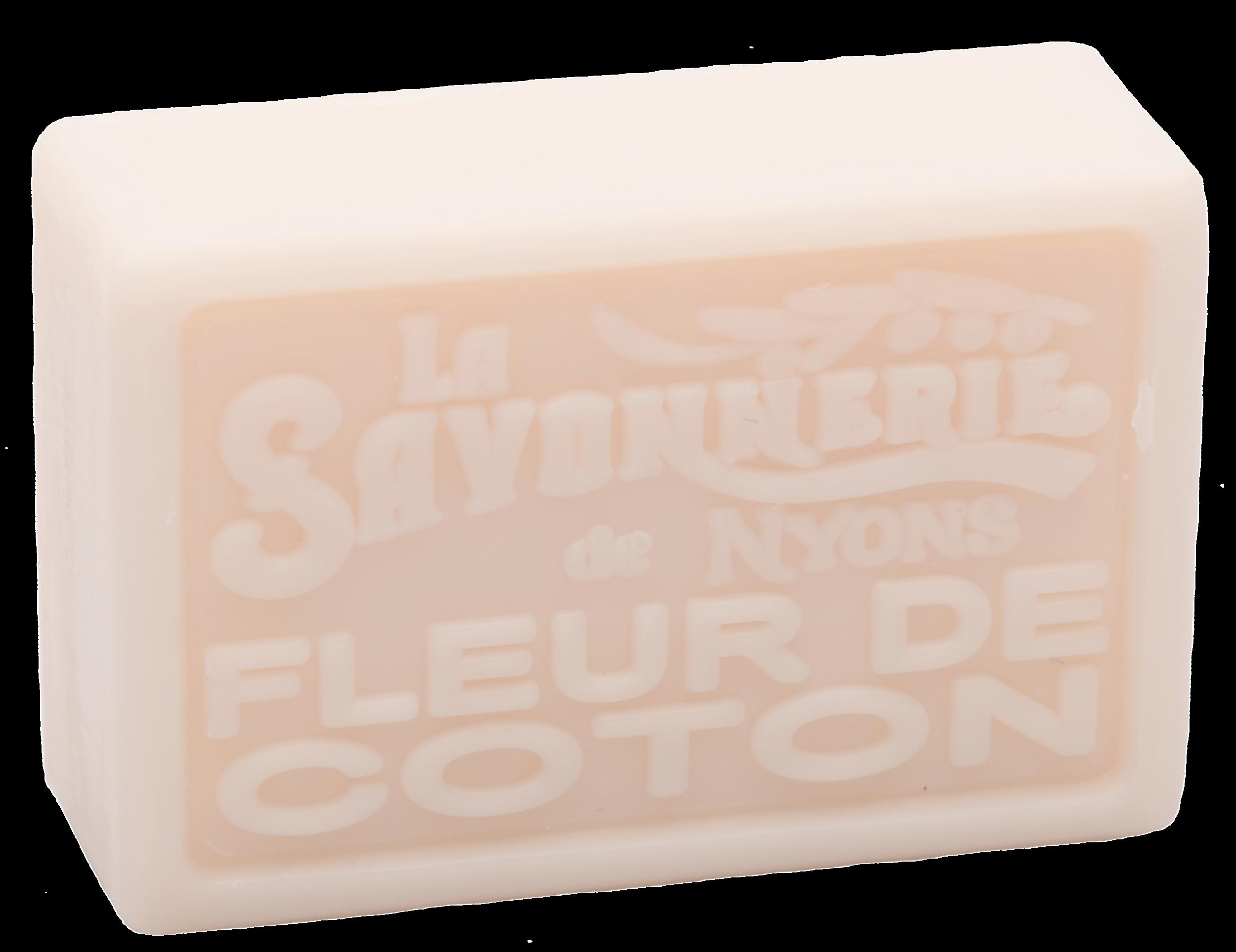 Savon Fleur de Coton 100 g