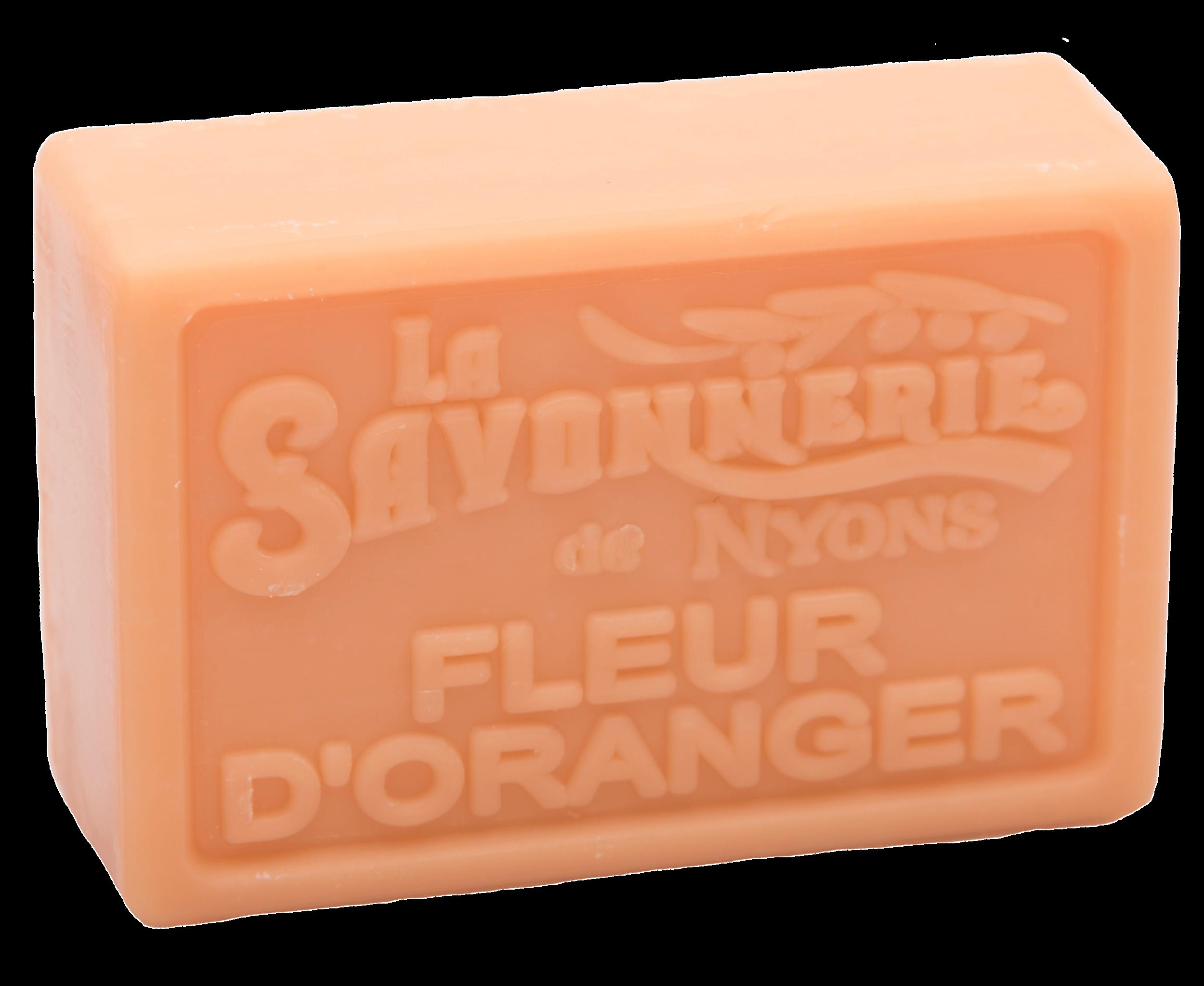 Savon Fleur d\'Oranger 100 g