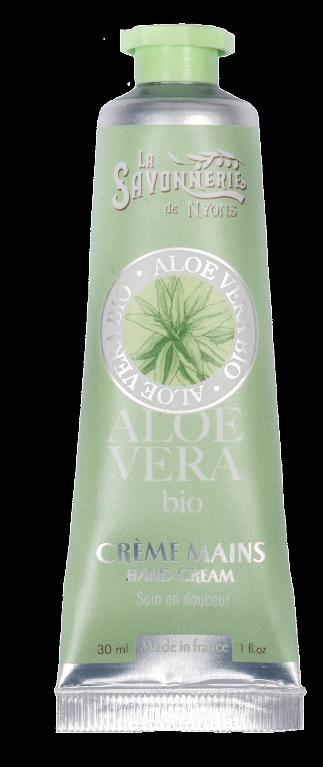 Crème Mains Aloe Vera BIO 30 ml