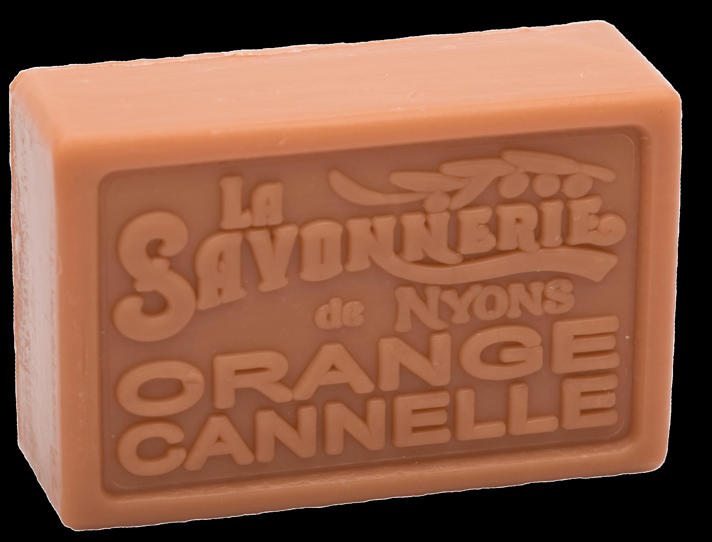 Savon Orange Cannelle 100g