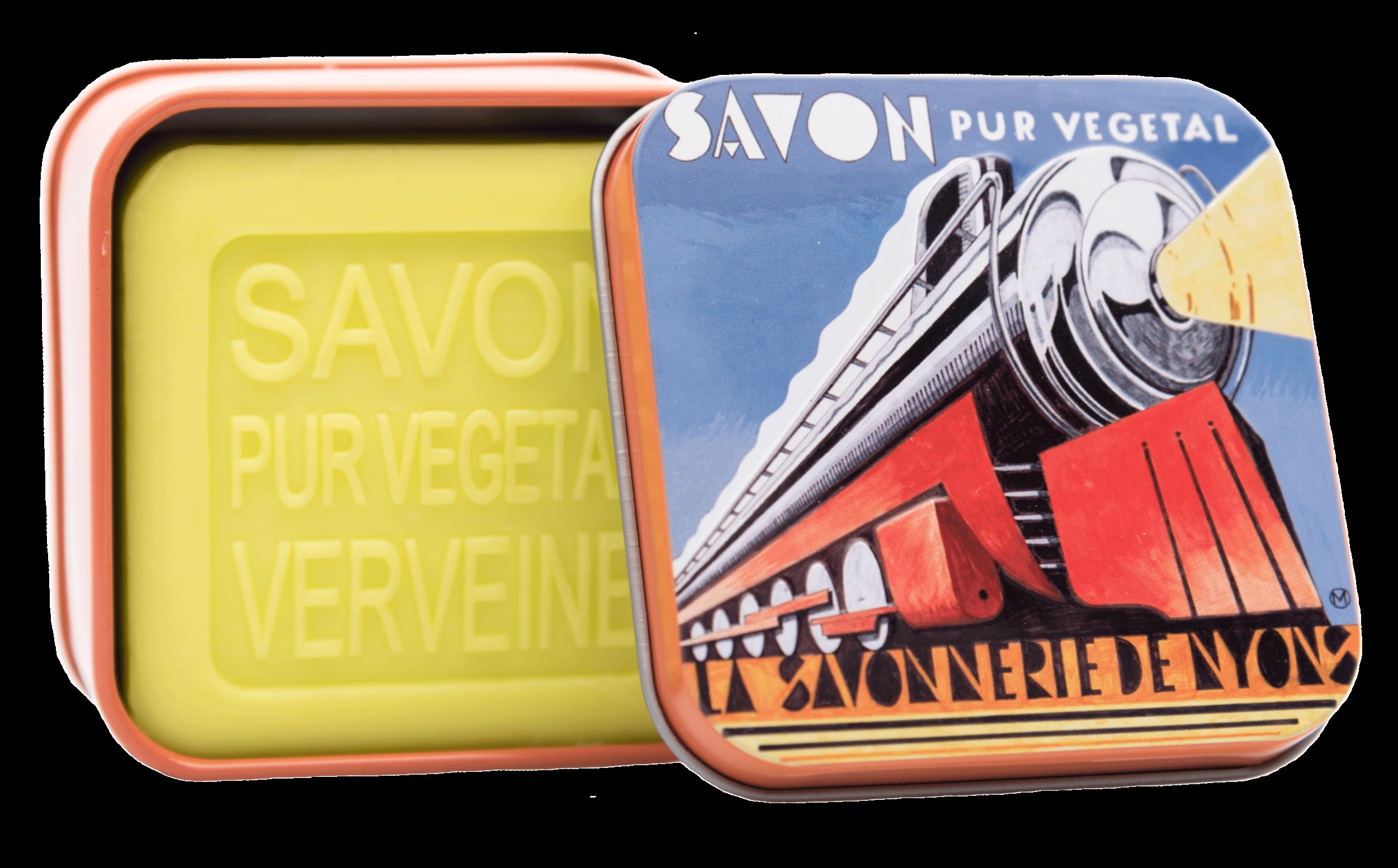 Boite Métal Orient Express & Savon 100g