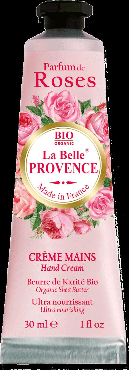Crème Mains 30ml Rose