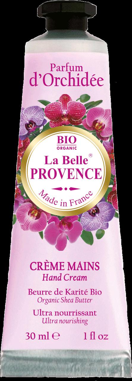 Crème Mains 30ml Orchidée