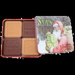 Boîte Métal 4X100 g Le Père Noël