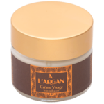 Crème visage à l'huile d'Argan BIO