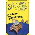 Magnet Savon des champions