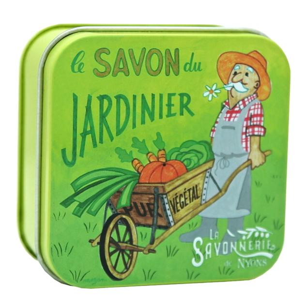 savon jardinier