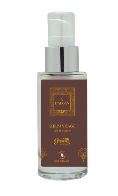 serum visage l 39 huile d 39 argan bio la savonnerie de nyons. Black Bedroom Furniture Sets. Home Design Ideas
