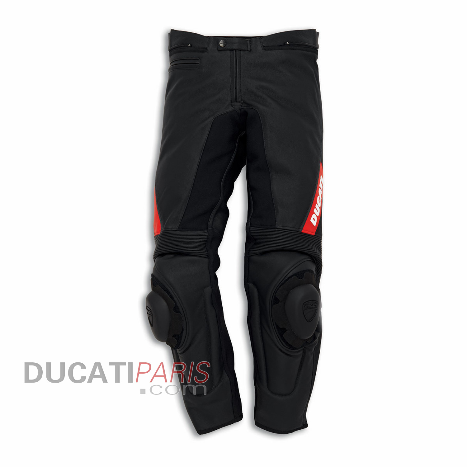 pantalon cuir ducati sport c2 9810287. Black Bedroom Furniture Sets. Home Design Ideas
