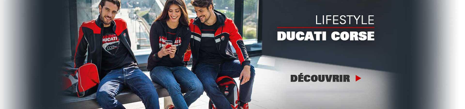 Lifestyle Ducati Corse