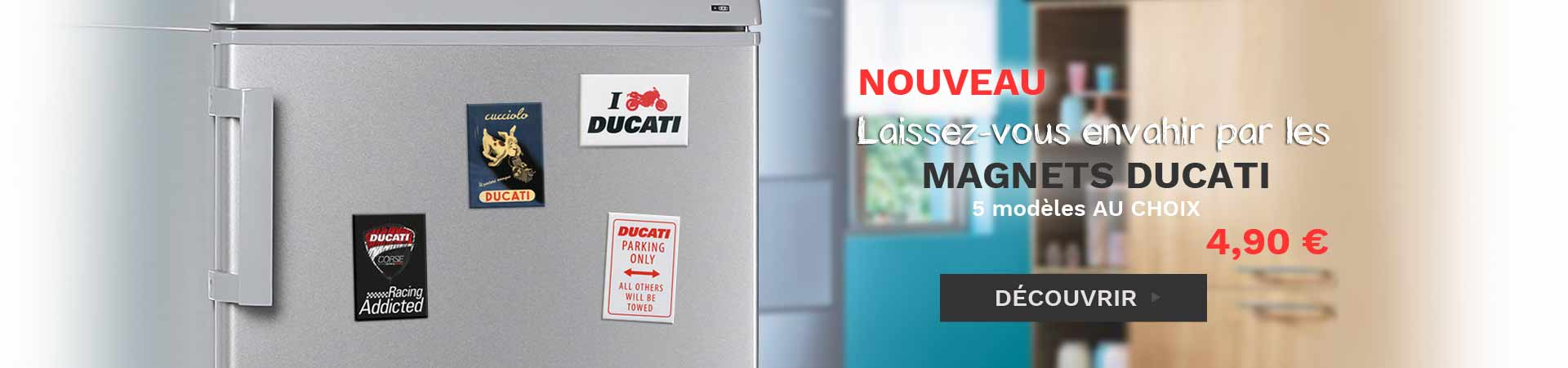 Magnet Ducati