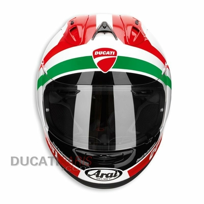 Casque RX7-GP Tricolore 12