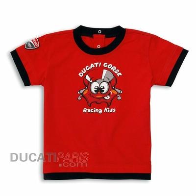 T-shirt Ducati Corse 14 pour Bébé