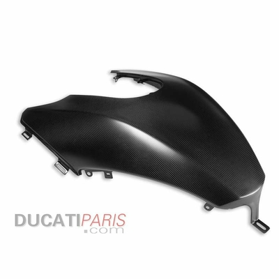 Cover réservoir carbon Ducati Diavel