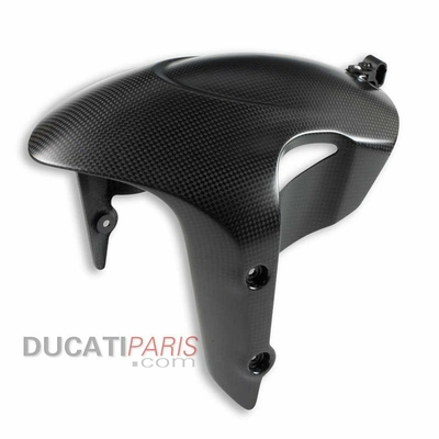 Garde-boue avant en carbone Ducati Diavel