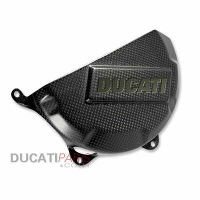Protection carter d'embrayage carbone SBK Panigale