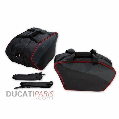 Sacoches internes pour valises latérales Multistrada 2014