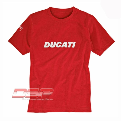 T-shirt Ducatiana rouge