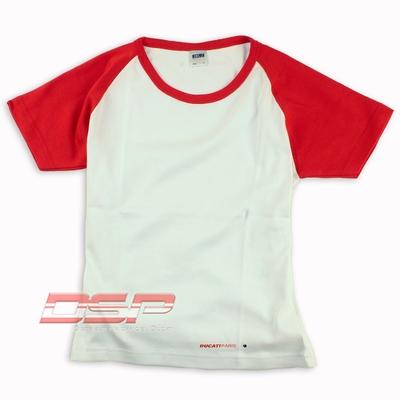 T-shirt Ducati Store Paris pour Femme