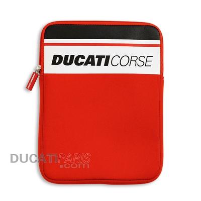 Housse pour tablette numérique 10'' en néoprène Ducati Corse