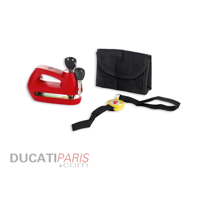 Bloc disque antivol Ducati Performance
