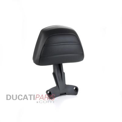 Dosseret passager Ducati Diavel