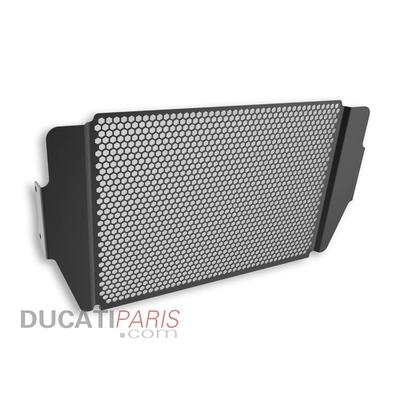 Grille de protection en aluminium pour radiateur eau Multistrada
