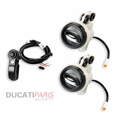 Kit d'éclairage additionnel Multistrada