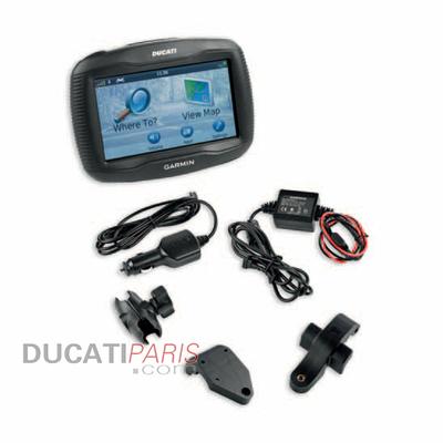 Kit navigateur satellitaire Ducati Zumo 390 Multistrada