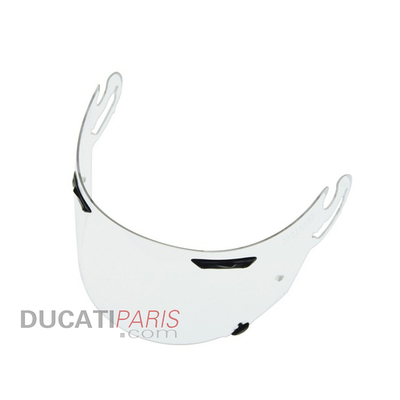 Écran transparent 3D pour Casque Arai RX-7GP, Quantum ST, Chaser V, Rebel