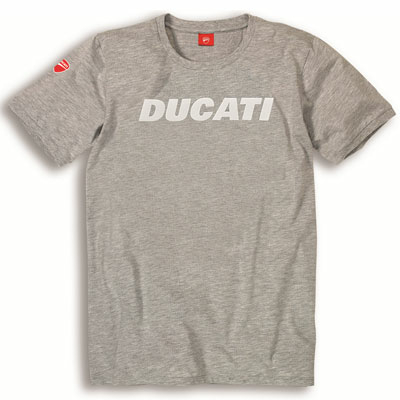 T-shirt Ducatiana  gris