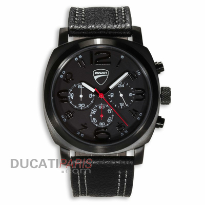 Montre Ducati Total Black 15