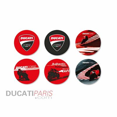 Dessous de verre Ducati Corse Kitchen