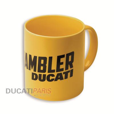 Mug Ducati Scrambler Milestone