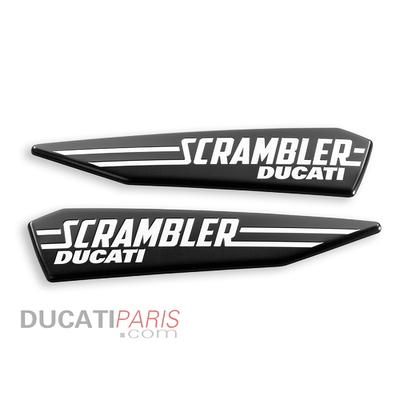 Jeu de logos Scrambler Icon