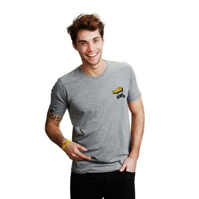T-shirt Ducati Scrambler Big Banner