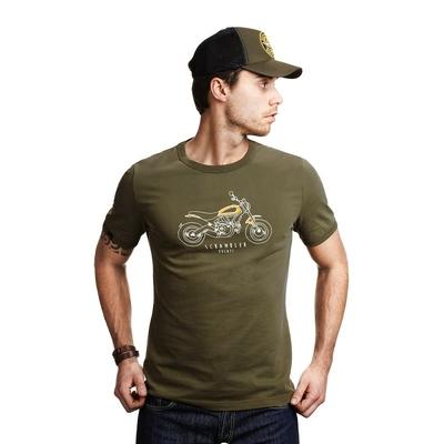 T-shirt Ducati Scrambler Heritage