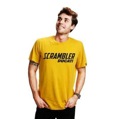 T-shirt Ducati Scrambler Milestone