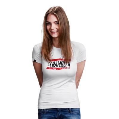 T-shirt Ducati Scrambler Moab Femme