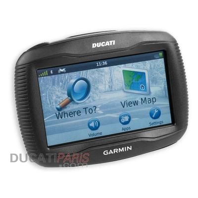 Kit GPS navigateur satellitaire Ducati Zumo 390 Multistrada