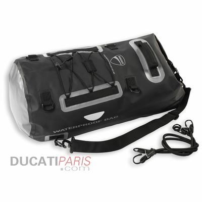 Sac arrière pour selle passager ou porte-bagages Multistrada