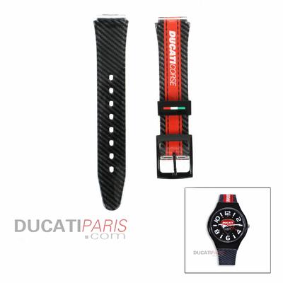 Bracelet Plastique pour montre Ducati Corse Fan 15