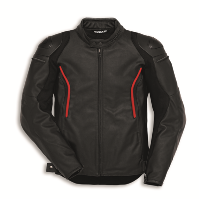 Blouson en cuir Ducati Stealth C2 Ducati