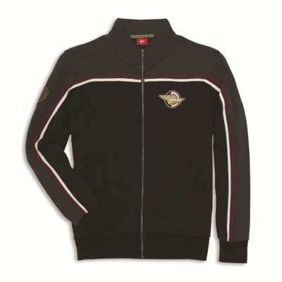 Sweat zippé Ducati Meccanica